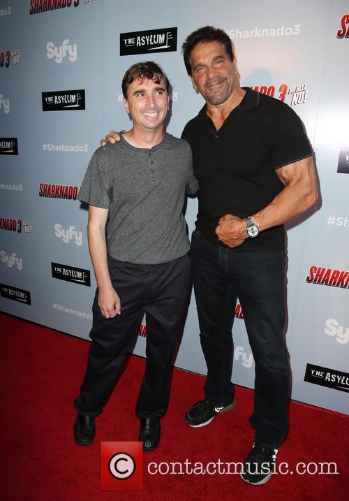 Anthony C. Ferrante and Lou Ferrigno 7