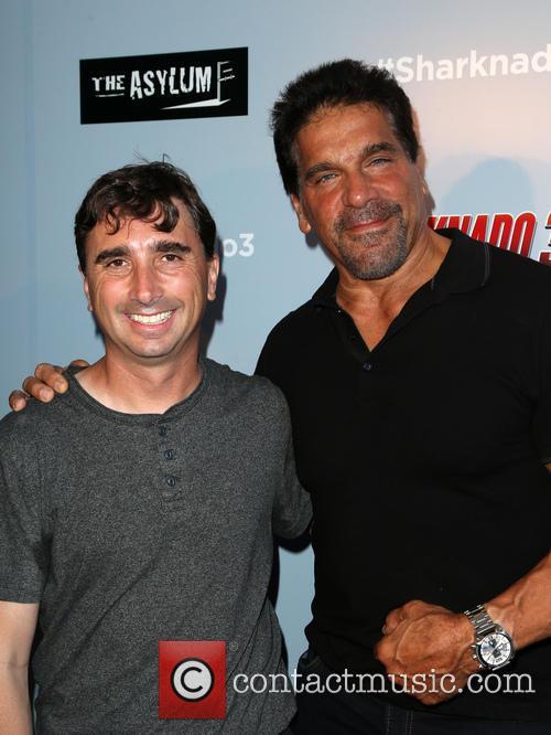 Anthony C. Ferrante and Lou Ferrigno 8