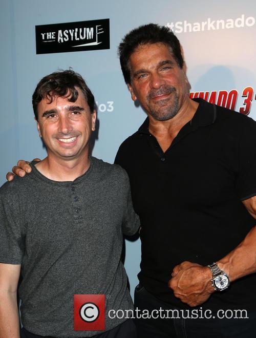 Anthony C. Ferrante and Lou Ferrigno 9