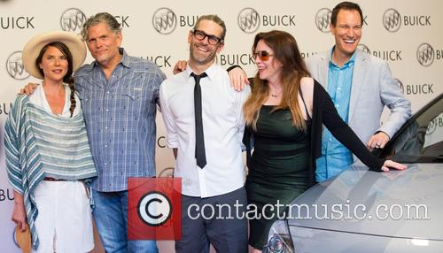 Amanda Chantal Bacon, Jeff Kober, Chad Denis, Dr. Dot and Shawn Achor 2