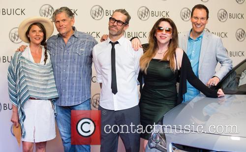 Amanda Chantal Bacon, Jeff Kober, Chad Denis, Dr. Dot and Shawn Achor 3