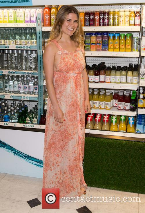 Madeleine Shaw & Savse launch event