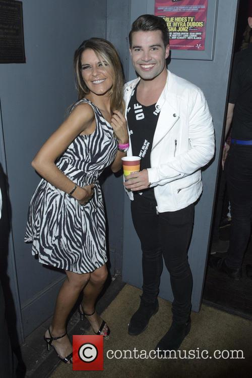 Gemma Oaten and Joe Mcelderry 2