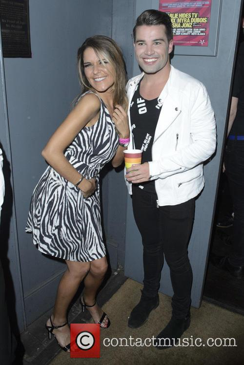 Gemma Oaten and Joe Mcelderry 4