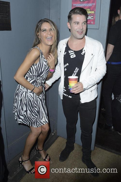 Gemma Oaten and Joe Mcelderry 1
