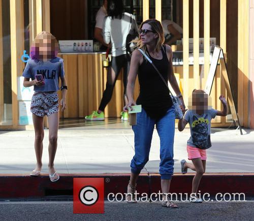 Rhea Durham, Grace Wahlberg and Elia Wahlberg 2