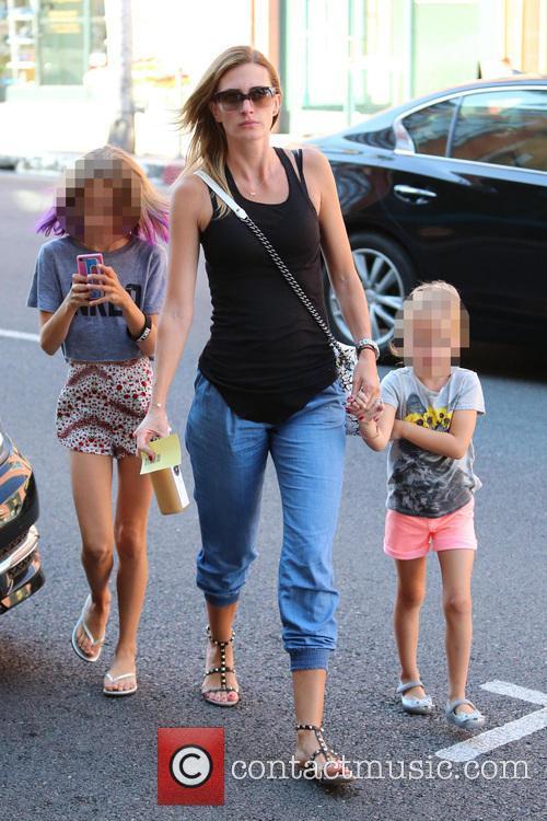 Rhea Durham, Grace Wahlberg and Elia Wahlberg 5