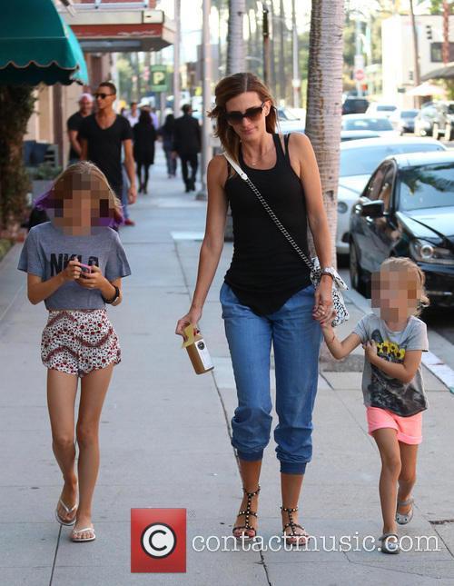 Rhea Durham, Grace Wahlberg and Elia Wahlberg 7