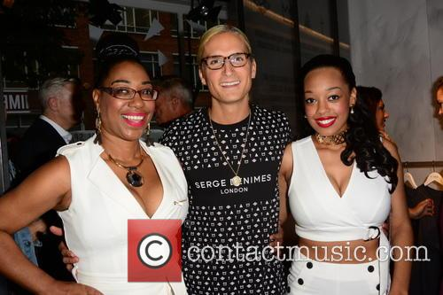 Judge Geordie, Oliver Proudlock and Imani Evans 1