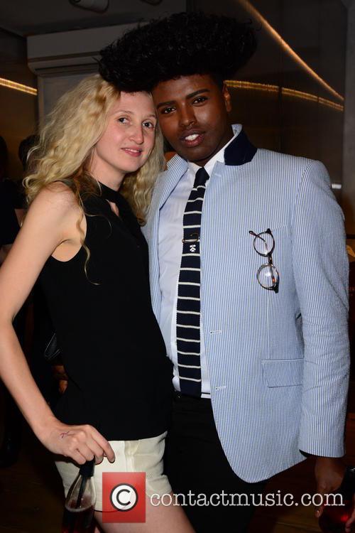 Tamara Dumas and Prince Cassius 1