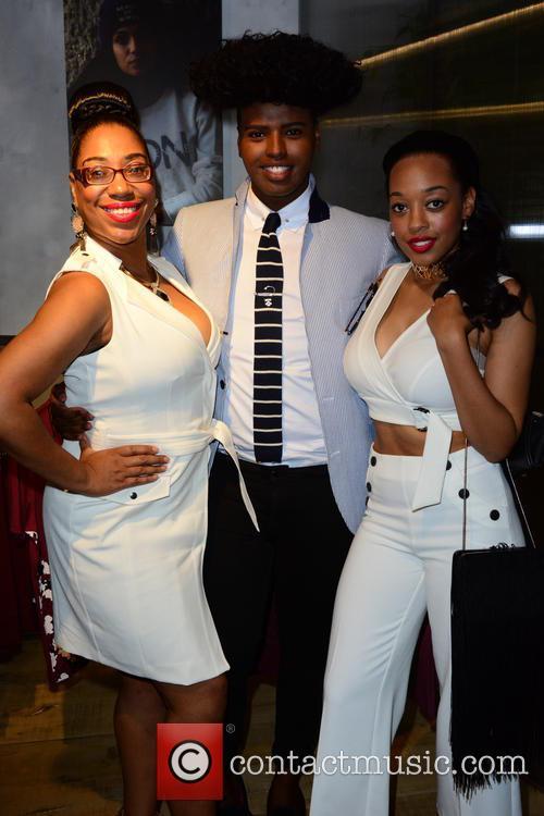 Prince Cassius, Judge Geordi and Imani Evans 5