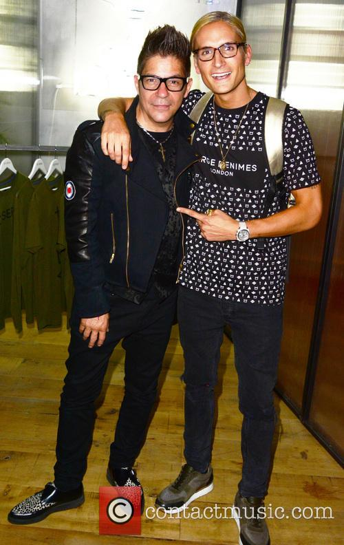 Joe Alvarez and Oliver Proudlock 1