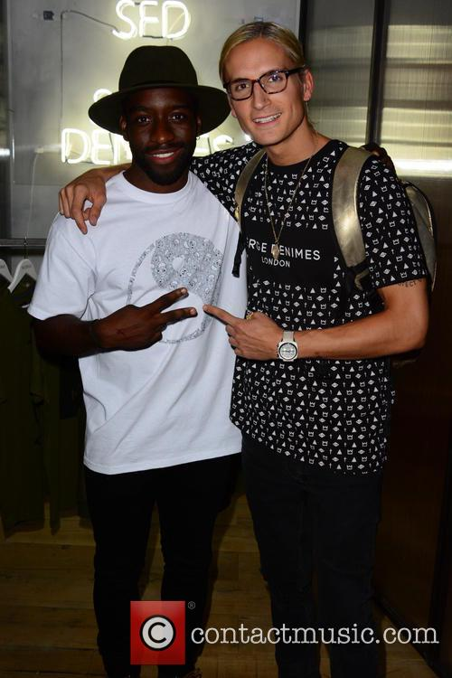 Guest and Oliver Proudlock 5