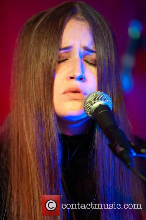 Amy Studt performs live at The Islington