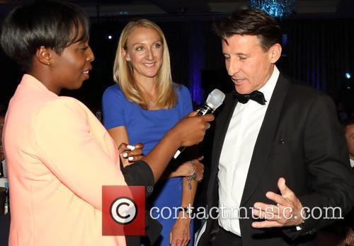Jeanette Kwakye, Paula Radcliffe and Sebastian Coe 3