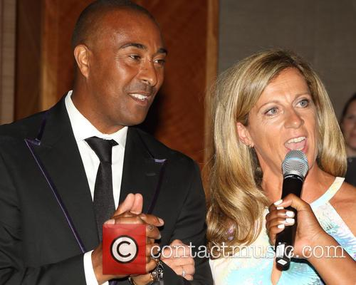 Colin Jackson and Sally Gunnell 1