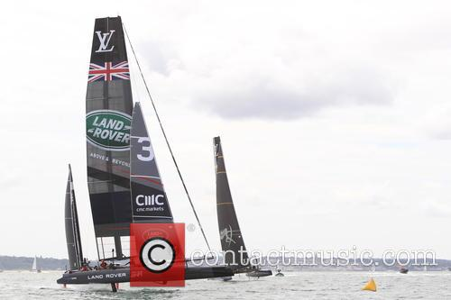 Land Rover Bar Team Great Britain 3