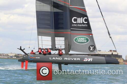 Land Rover Bar Team Great Britain 9
