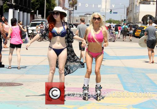 Frenchy Morgan and Phoebe Price 8
