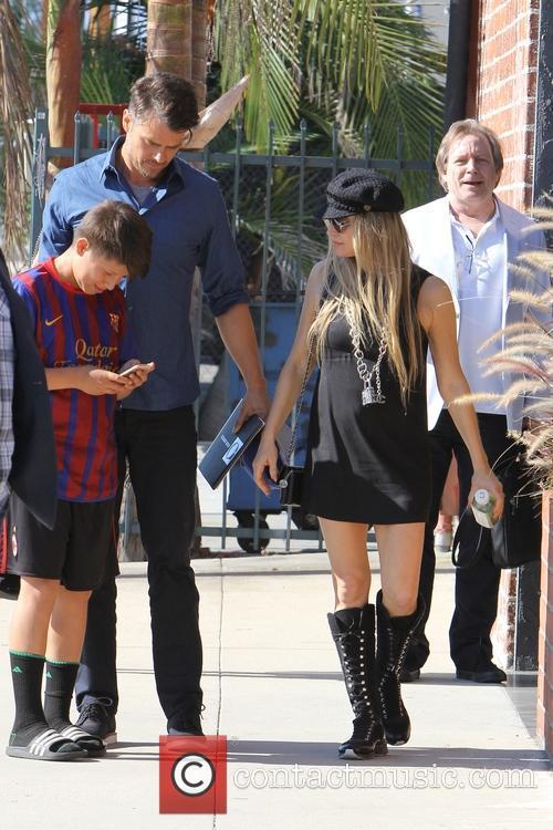 Fergie and Josh Duhamel 8