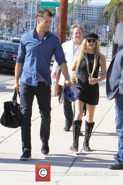 Fergie and Josh Duhamel 9