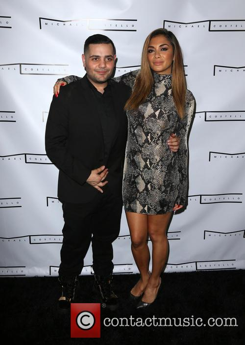 Michael Costello and Nicole  Scherzinger 4