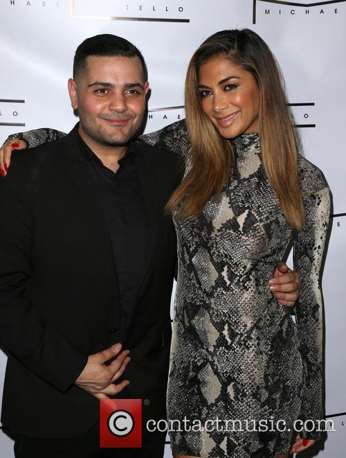 Michael Costello and Nicole  Scherzinger 1