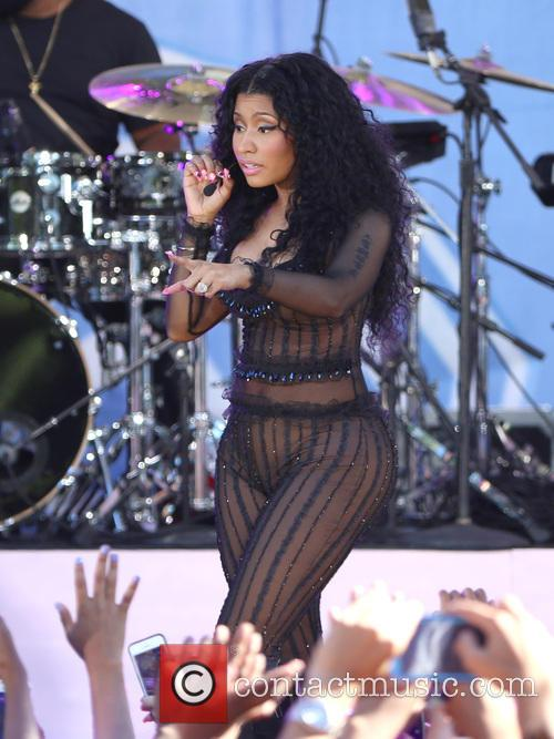 Nicki Minaj To Open The Mtv Vma Ceremony With Live Performance