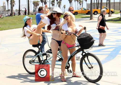 Alicia Arden, Frenchy Morgan and Phoebe Price 3