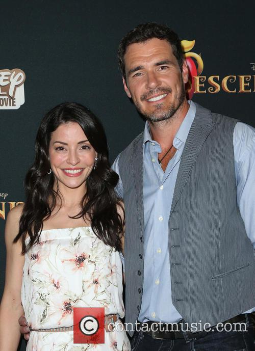 Emmanuelle Vaugier and Dan Payne 7