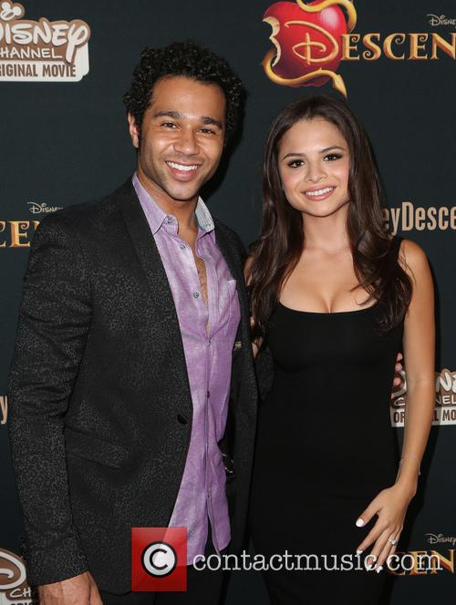 Corbin Bleu and Sasha Clements 3