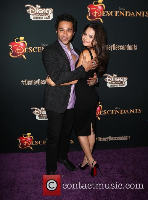 Corbin Bleu and Sasha Clements 6
