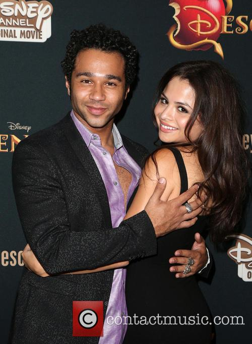 Corbin Bleu and Sasha Clements 7