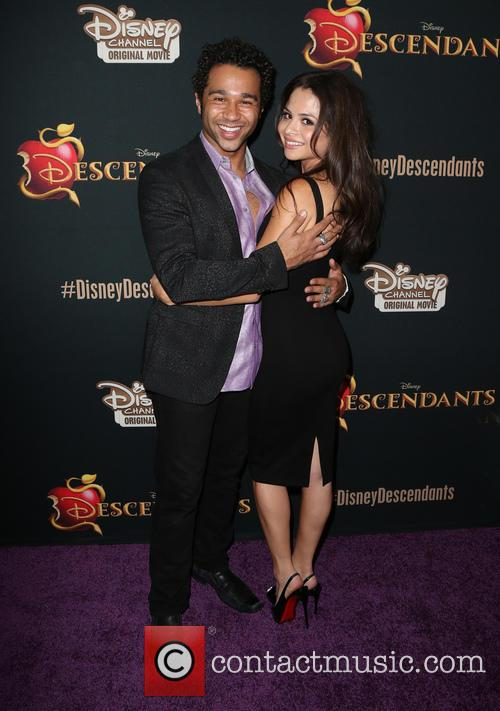 Corbin Bleu and Sasha Clements 8
