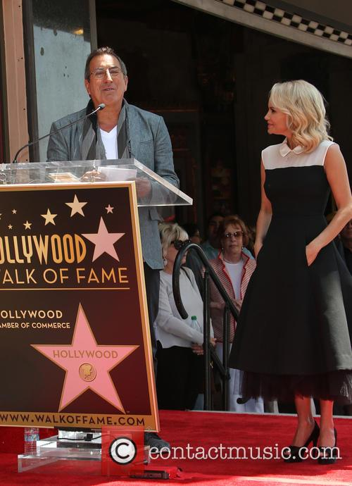 Kenny Ortega and Kristin Chenoweth 2