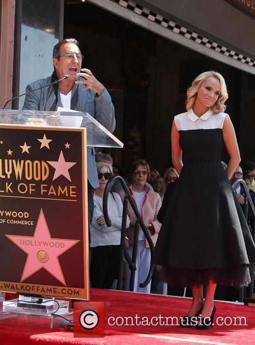 Kenny Ortega and Kristin Chenoweth 4
