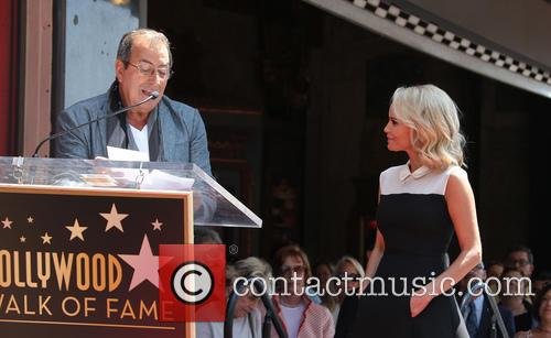 Kenny Ortega and Kristin Chenoweth 1