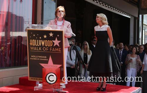 Carol Burnett and Kristin Chenoweth 5