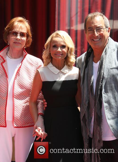 Carol Burnett, Kristin Chenoweth and Kenny Ortega 6