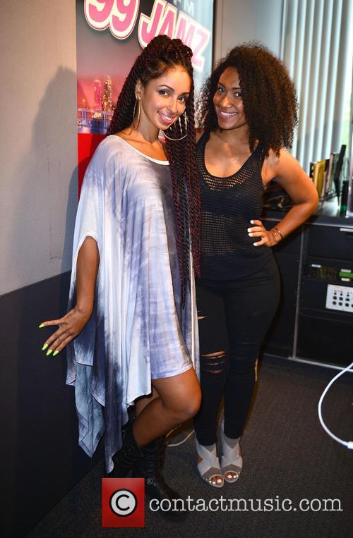 Mýa and Felisha Monet 7