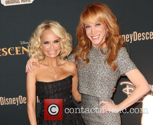 Kristin Chenoweth and Kathy Griffin 11