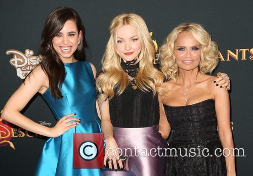 Sofia Carson, Dove Cameron and Kristin Chenoweth 5