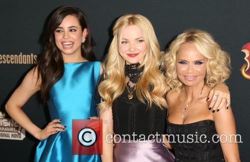 Sofia Carson, Dove Cameron and Kristin Chenoweth 7