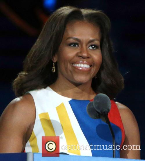 Michelle Obama Drops Empowering Charity Single 'This Is For My Girls'