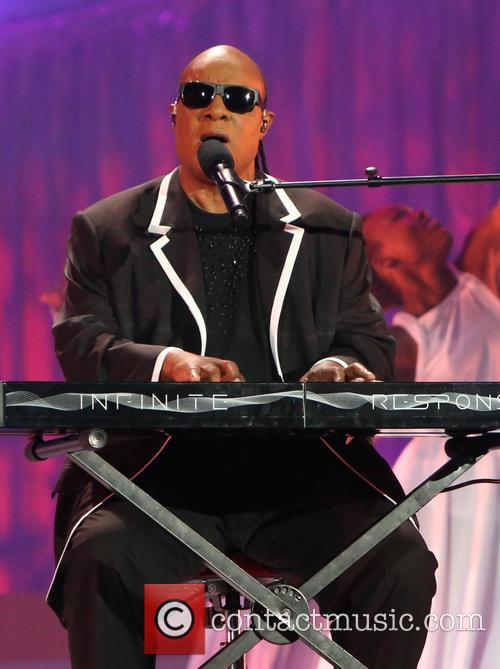 Stevie Wonder Talks About 'Black Lives Matter' Movement During Hyde Park Gig