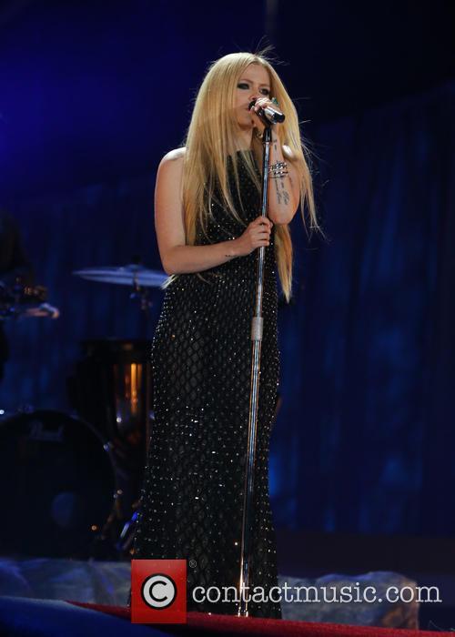 Avril Lavigne 9