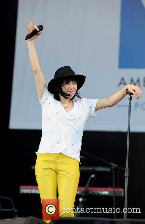 Carly Rae Jepsen and Carly Rae Jepson 1