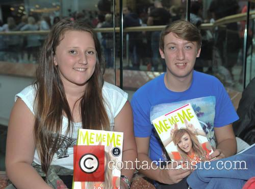 Charlotte Crosby 'Me,Me,Me' book signing