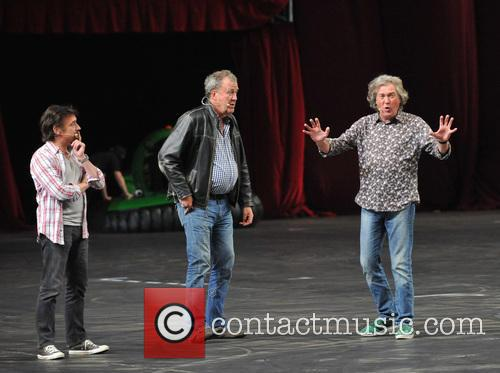 James May, Jeremy Clarkson and Richard Hammond 3