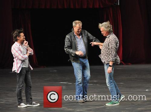 Jeremy Clarkson, Richard Hammond and James May 3